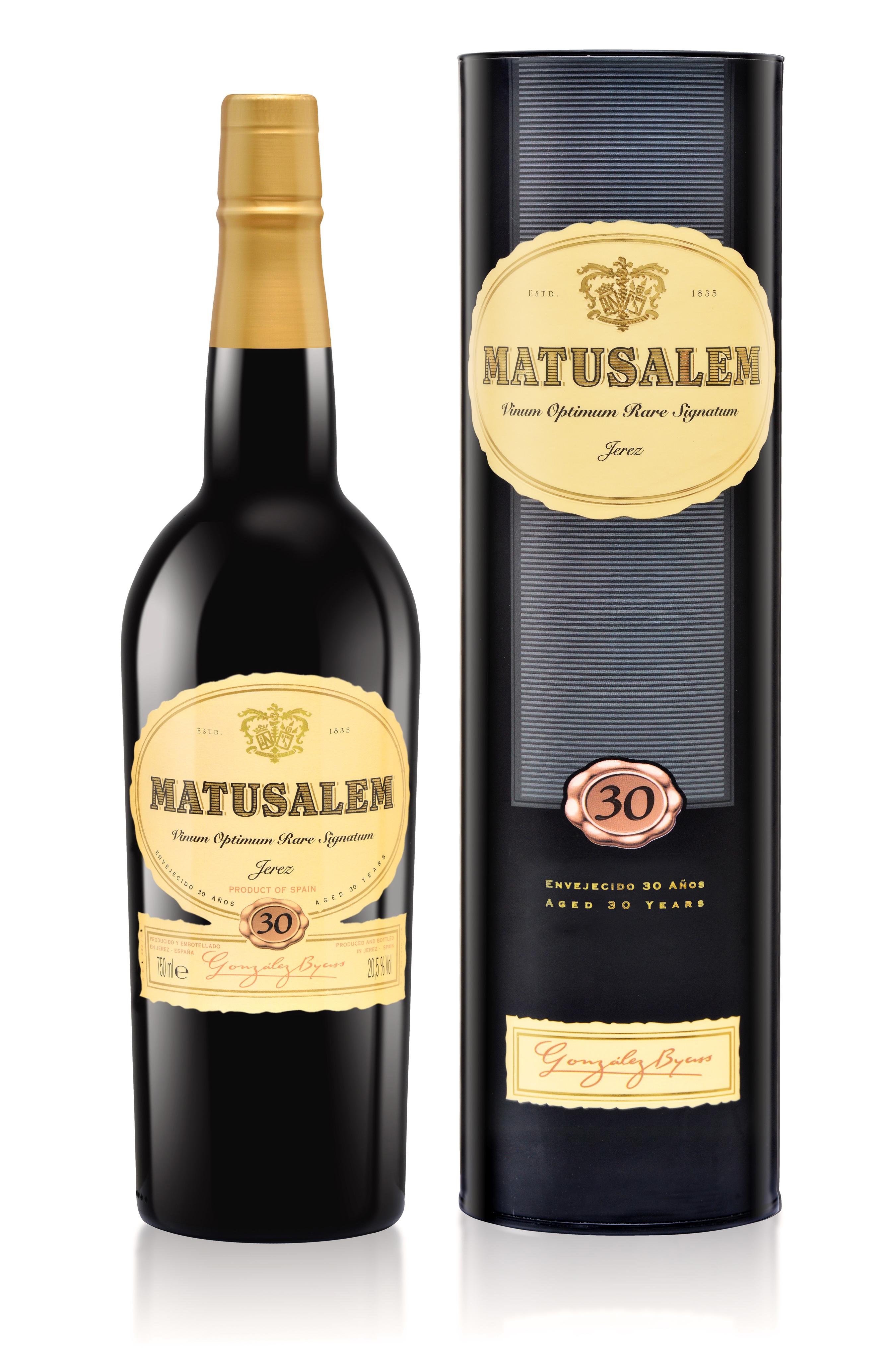 Matusalem Oloroso dulce GONZALEZ BYASS halbe Flasche