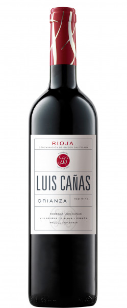 Luis Canas Crianza Rioja D.O.