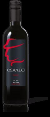 OSAADO SHIRAZ BODEGAS CALLIA 2016