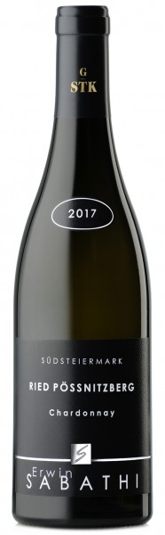 Erwin Sabathi Pössnitzberg Chardonnay