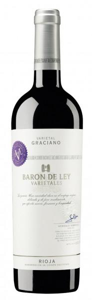 2014 Varietal Graciano BARON DE LEY DOCa Rioja
