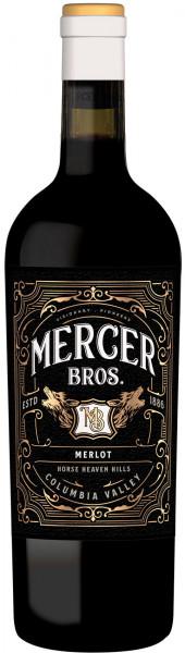 Mercer Bros. Merlot
