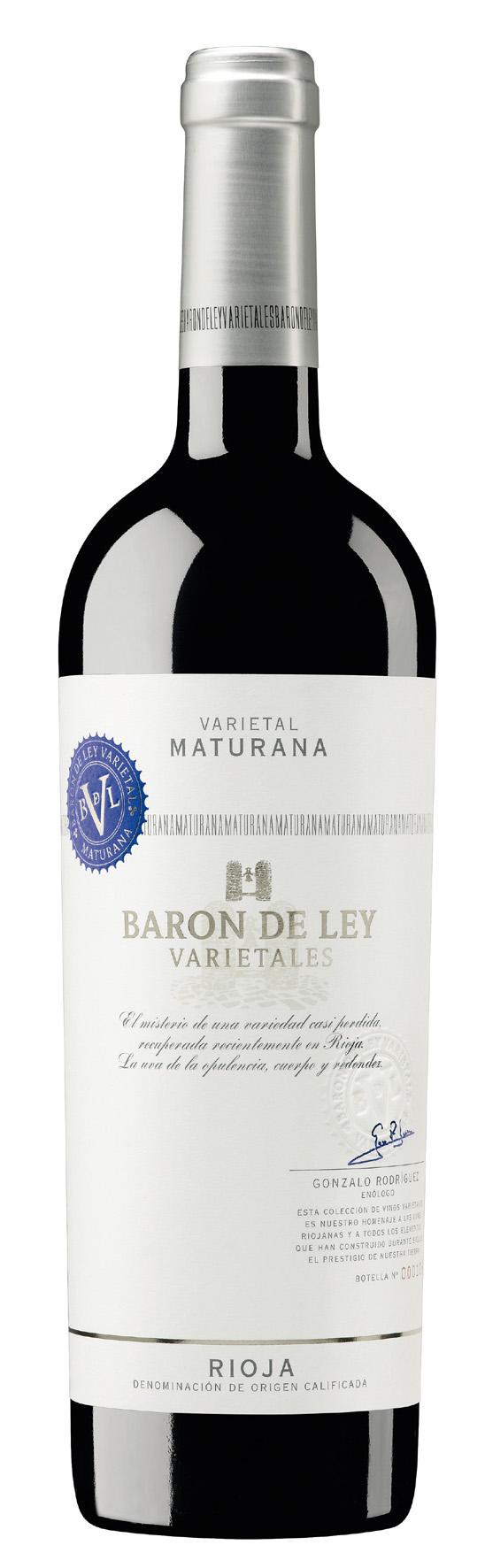2014 Varietal Maturana BARON DE LEY DOCa Rioja