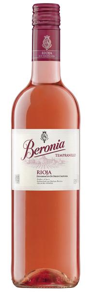 Beronia Rosado 2015 Bodegas Beronia DOCa Rioja