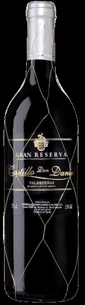 Castillo Don Daniel Gran Reserva Valdepenas D.O.