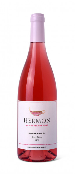 Golan Heights Winery Hermon Mount Hermon Rosé