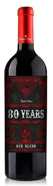 2015 Torre Oria - 80 Years - Bodegas Torre Oria D.O. Utiel Requena