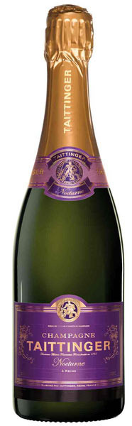 Champagne Taittinger Nocturne Sec 0,75