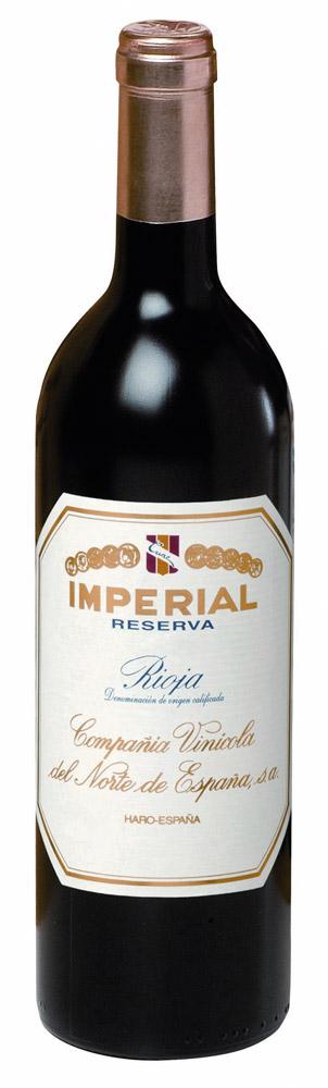 Rioja Reserva - Imperial - Cune - Bodegas Cvne 2008