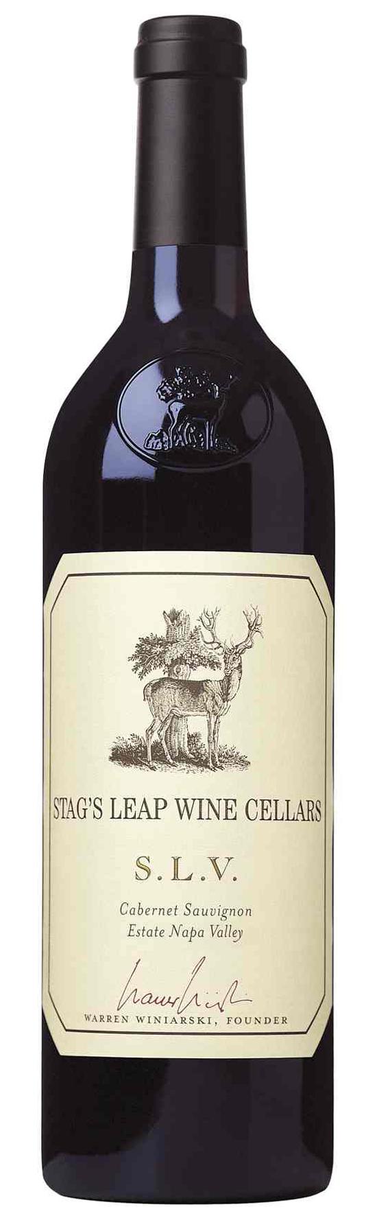 2013 S.L.V. Cabernet Sauvignon Stag's Leap Wine Cellars