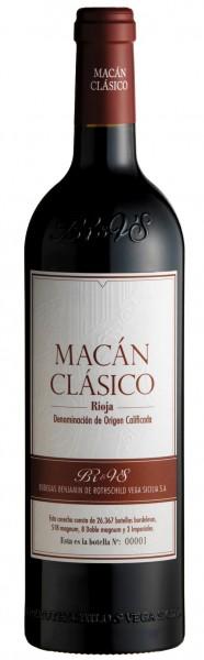 Benjamin De Rothschild - Vega Sicilia Macán Clásico
