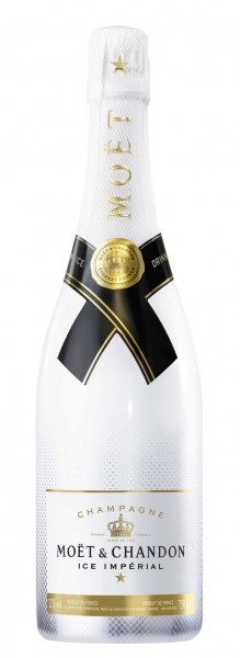 Moet & Chandon ICE IMPERIAL Champagner - limitiert -