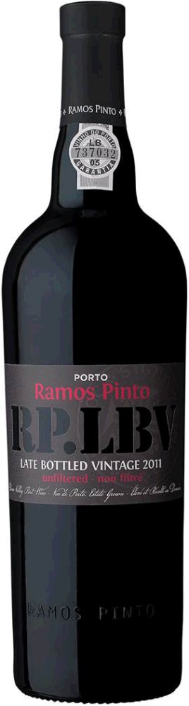 2012 Late Bottled Vintage 19,5% Vol Ramos-Pinto
