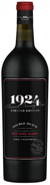 Gnarly Head 1924 Double Black Red Blend (Limited Edition)