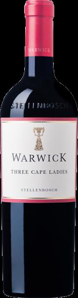 Warwick Three Cape Ladies Cape Blend