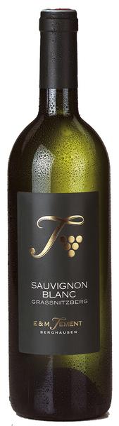 2015 Grassnitzberg Sauvignon Blanc Erste STK Lage Weingut Tement