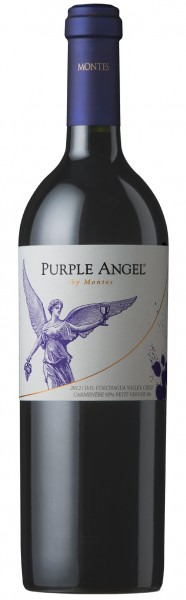 Montes Purple Angel Valle Central Chile