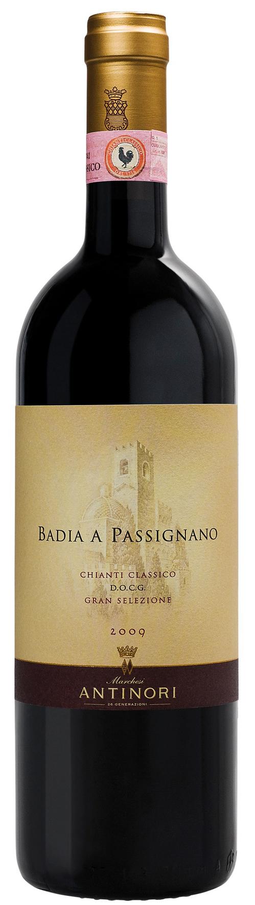 2012 Badia a Passignano - Chianti Classico DOCG Riserva Antinori