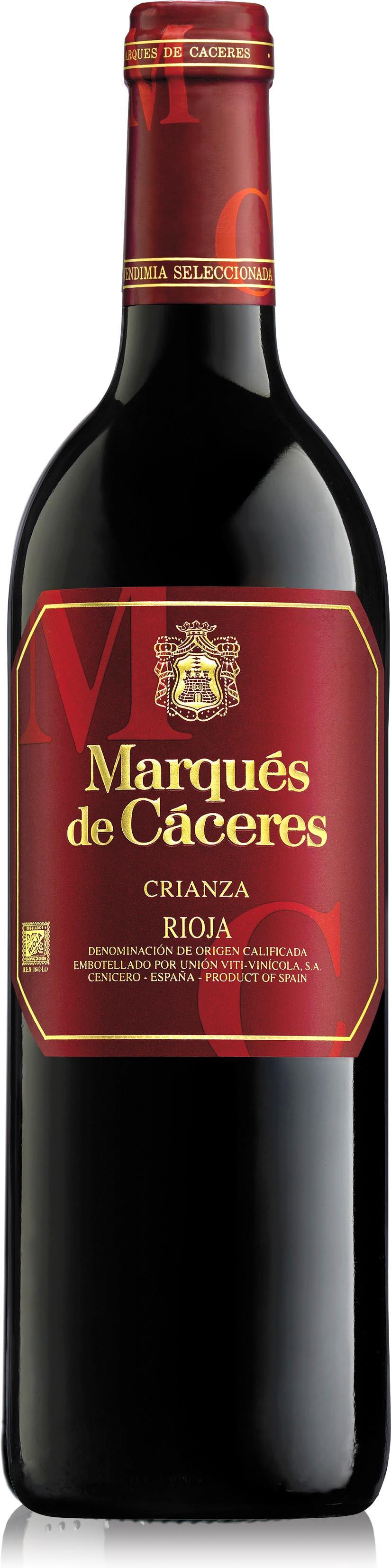 2013 Marques de Caceres Tinto Crianza , Rioja D.O.