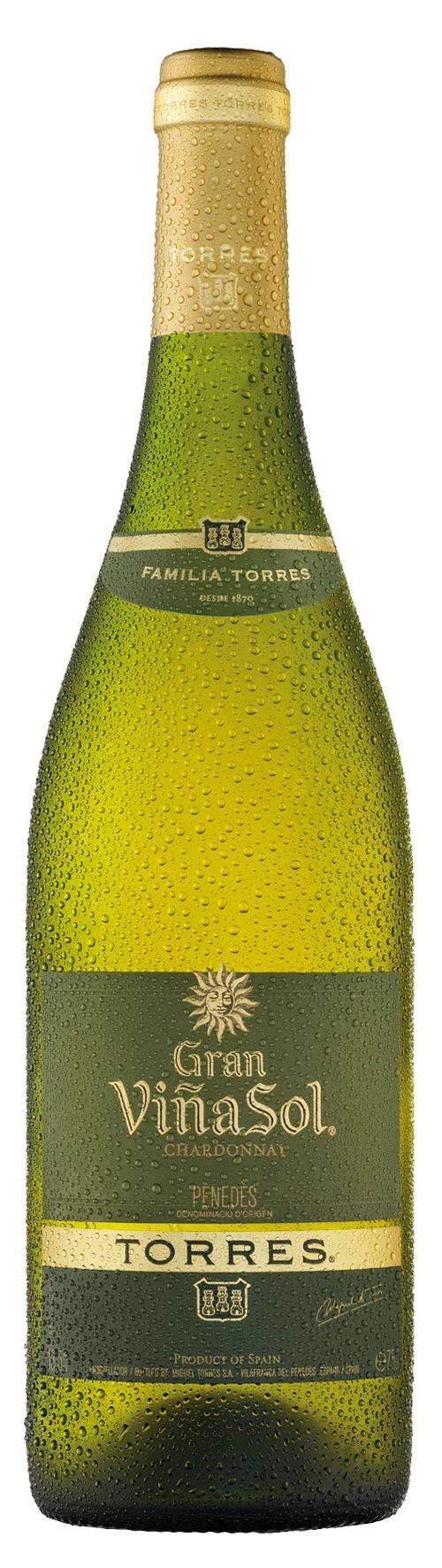 2015 Gran Vina Sol Chardonnay Miguel Torres DO Penedès