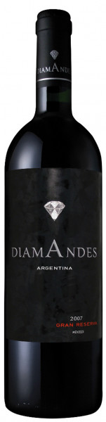 2009 Diamandes Grande Reserve Malbec Cabernet Mendoza