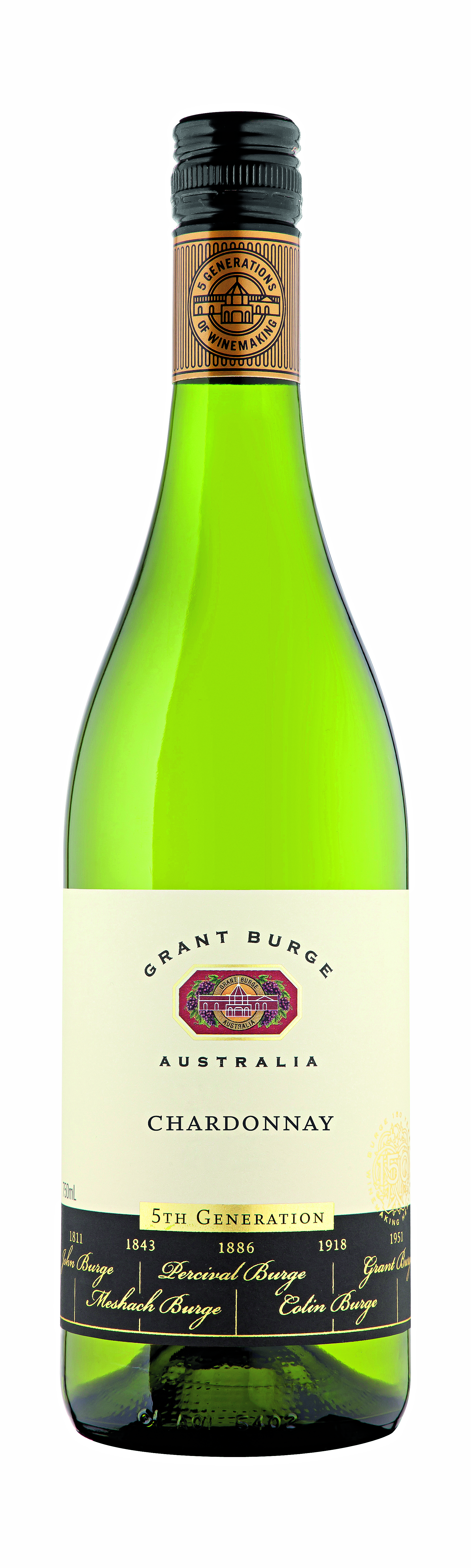 2014 Chardonnay 5th Generation Grant Burge South Australia