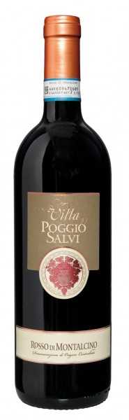 Villa Poggio Salvi Rosso Di Montalcino