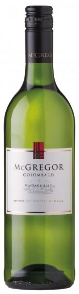 McGregor Colombard