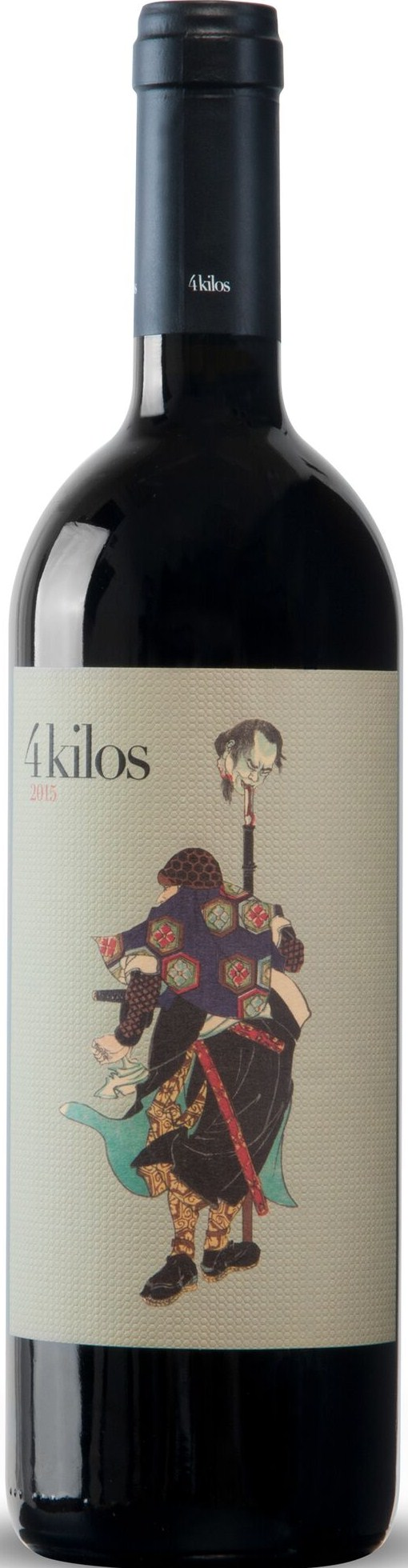 4 Kilos Negre - Mallorca D.O. Binissalem Kultwein Grimalt 2015