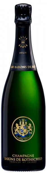 Champagne Barons De Rothschild Brut Champagne