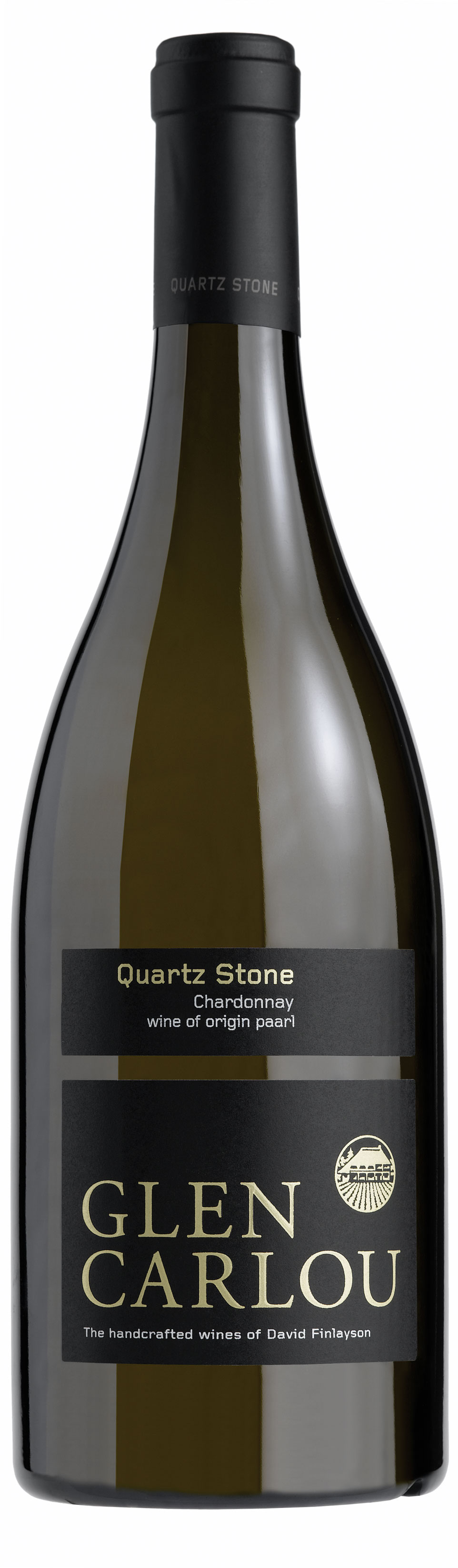 2014 Glen Carlou Quartz Stone Chardonnay Wine of Origin Paarl