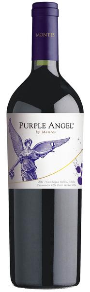 2014 Montes Purple Angel Valle Central
