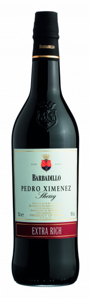 Sherry Pedro Ximenez 19,00% vol. Bodegas Barbadillo