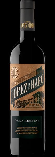 Hacienda López De Haro Gran Reserva