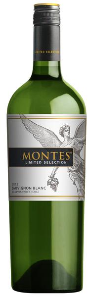Montes Limited Selection Sauvignon Blanc 2015