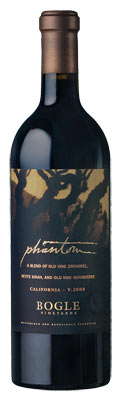2013 Phantom BOGLE Vineyards Kalifornien limitiert