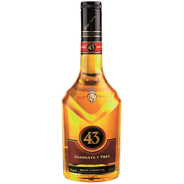 Licor 43 - Cuarenta y Tres - Spanische Likoerspezialitaet 1,0 L
