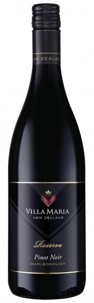 2013 Villa Maria Reserve Pinot Noir Marlborough Neuseeland