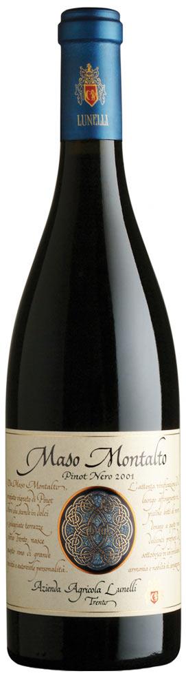 2013 Maso Montalto Trentino Pinot Nero DOC in HOKI AZIENDA LUNELLI