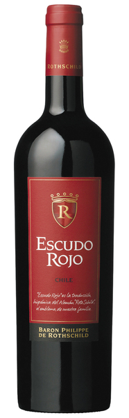 2015 Escudo Rojo Icon Wine Valle Central Rothschild Chile