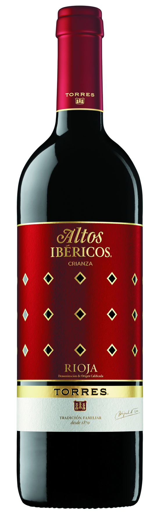 2014 Altos Ibericos Crianza Miguel Torres DOCa Rioja
