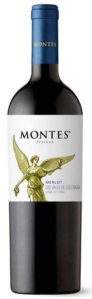 2015 Montes Reserva Merlot