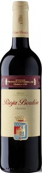 Franco-Espanolas Rioja Bordón Crianza