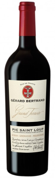 Gérard Bertrand Grand Terroir Pic Saint Loup Syrah - Grenache - Mourvedre