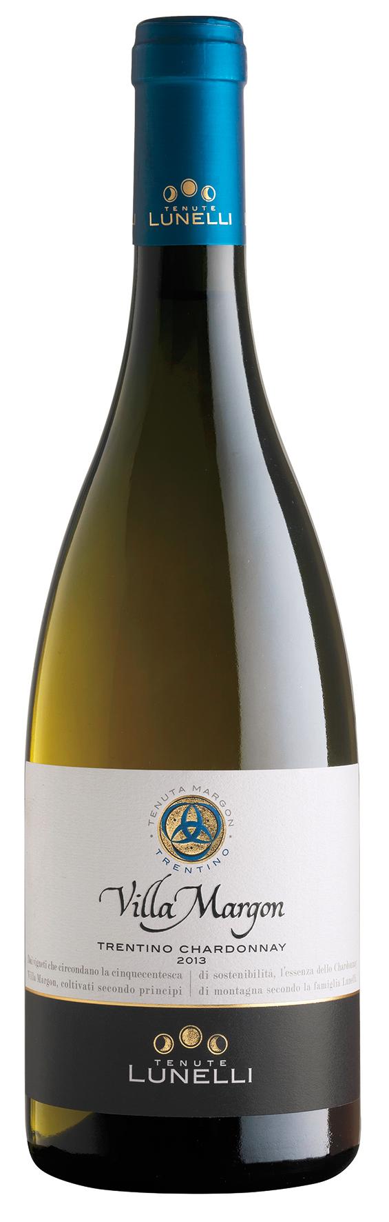 Villa Margon Chardonnay DOC 2014 Azienda Agricola Lunelli