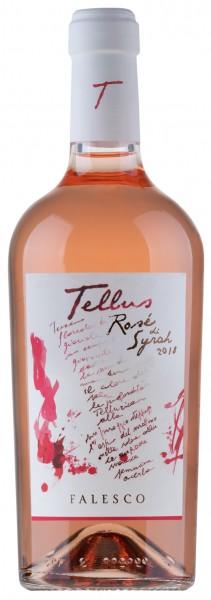 Falesco Tellus Rosé Di Syrah