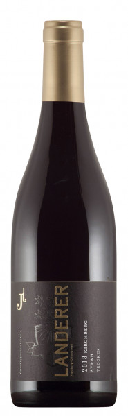 Landerer Oberrotweiler Kirchberg Syrah Qualitätswein trocken