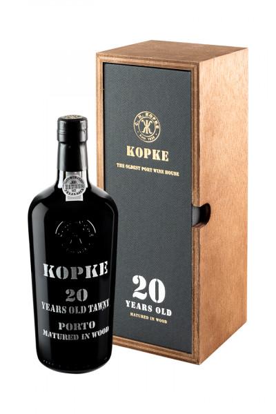 Kopke 20 Years Old Tawny Port