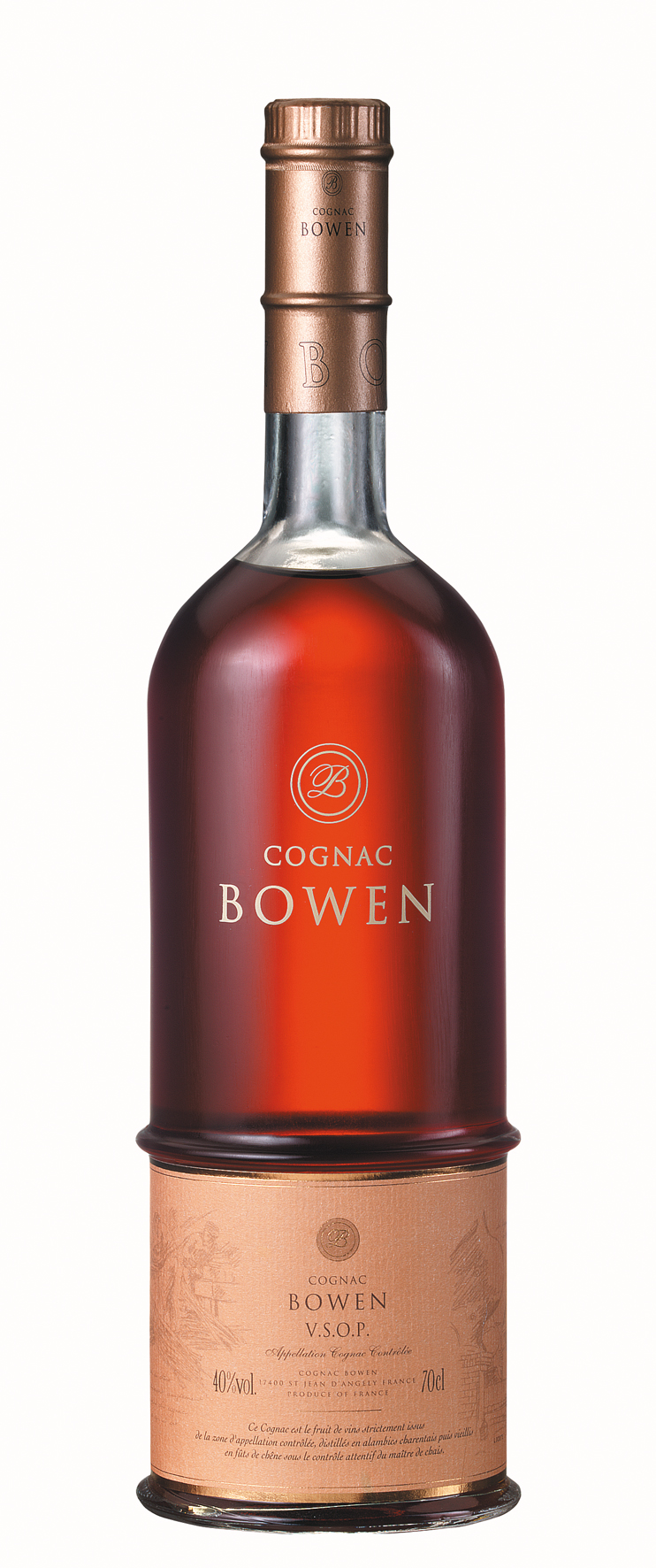 Cognac Bowen VSOP 4-5 Jahre in GP