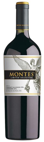 2015 Montes Limited Selection Cabernet Sauvignon Carmenère